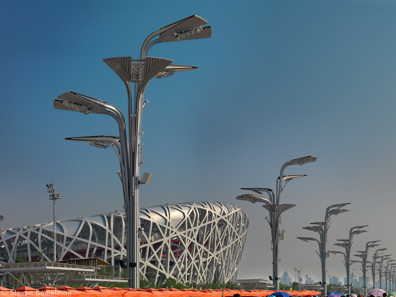 Beijing National Stadium (Bird's Nest)
